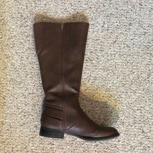 Life Stride Shoes - Brown Boots